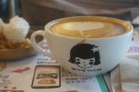 Miss Lee cafe 144 Gwanhun-dong, Jongno-gu, Seoul, South Korea